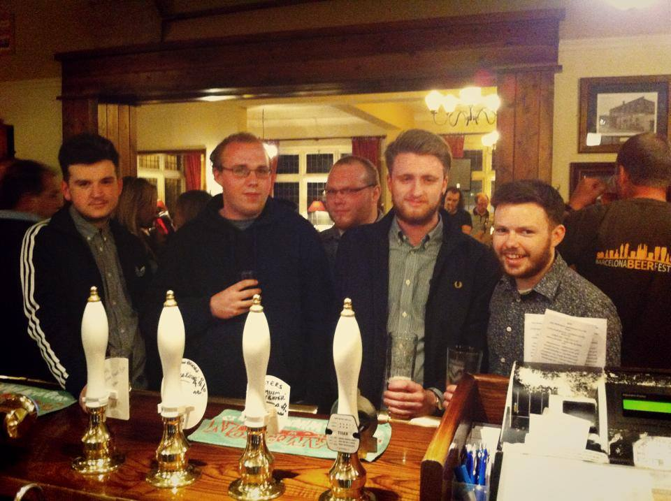 Easter And St. Georges Beer Festival 2014